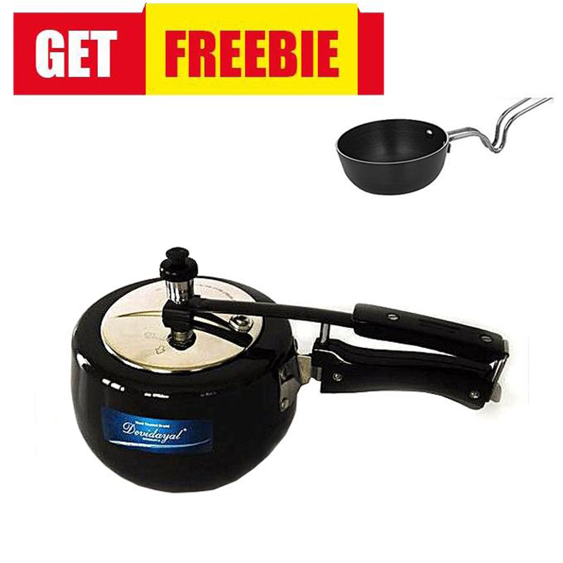 Hard Andonized Pressure Cooker (Induction Base) – 3L