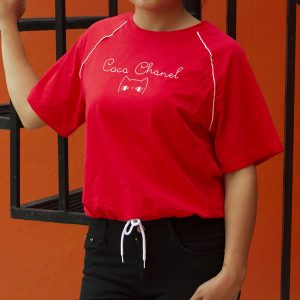 Casual Ladies T-Shirt