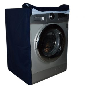 . Washing Machine Cover For 9 kg Front Load ( color assorted )