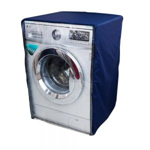 Washing Machine Cover See Through 6 to 8 Kg ( Color Assorted)