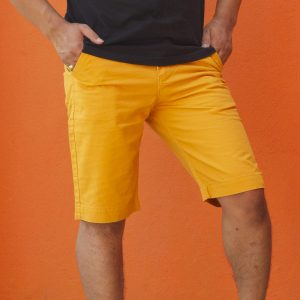 Men's Slim Fit Half Pant