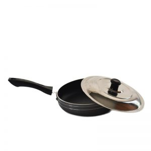 Classic 240 mm Non Stick Fry Pan With Stainless Steel Lid