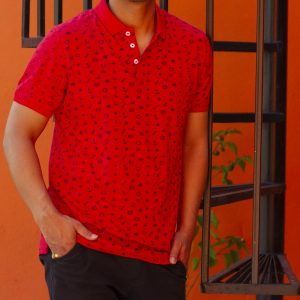 Men's Slim Fit Polo T-shirt