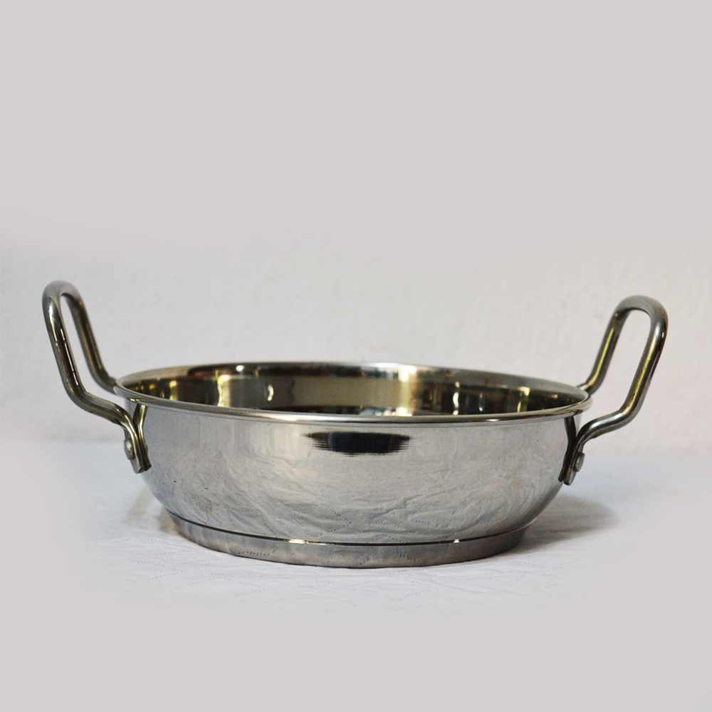 Stainless Steel Cookware And Tableware